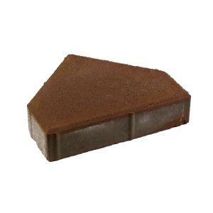 Брусчатка «Пятиугольник» 280*98/236*60